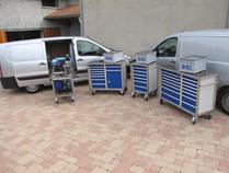 véhicules Debeney